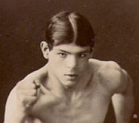 Fred Young Halsband boxer