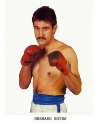 Gerhard Botes boxer