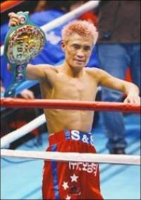 Yo Sam Choi boxer