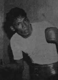 Agustin Cedeno boxer