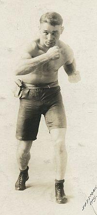 Johnny Noye boxer