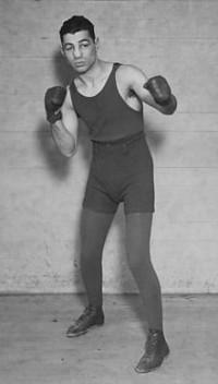 Willie Jackson boxer
