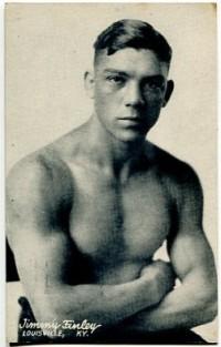 Jimmy Finley boxer