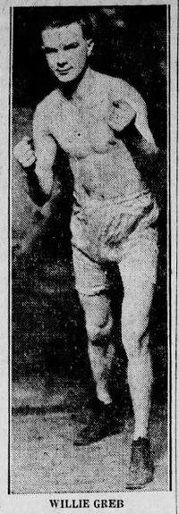 Willie Greb boxer