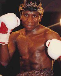 November Ntshingila boxer