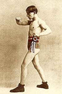 Kid Murphy boxer