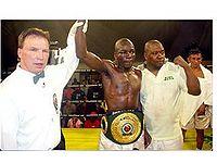 Thomas Mashaba boxer