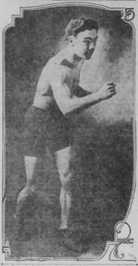 Joe Coster boxer