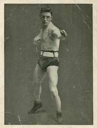 Jim Kenrick boxer