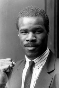 Leslie Stewart boxer