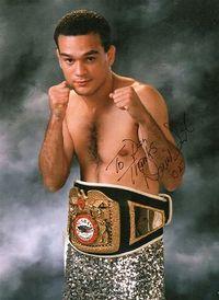 David Santos boxer