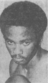 Lenny Brice boxer