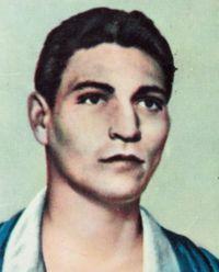 Carlo Duran boxer