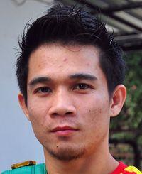 Wisaksil Wangek boxer