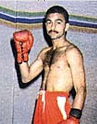 Jesus Rojas boxer