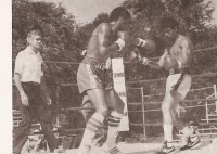 Jeff McWhorter boxer