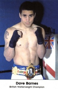 David Barnes boxer