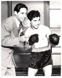 Eli Golindo boxer