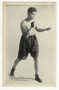 Billy Murray boxer