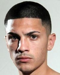 Randy Caballero boxer