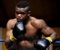 Youri Kayembre Kalenga boxer