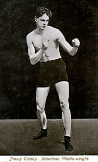 Jimmy Clabby boxer