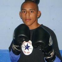 Maximino Flores boxer