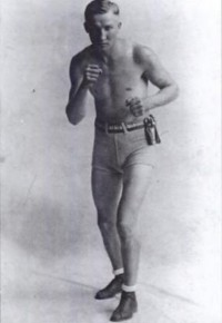 Andy Chaney boxer