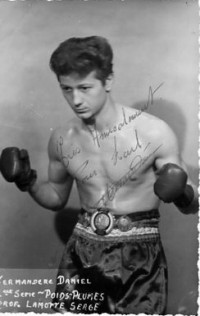 Daniel Vermandere boxer