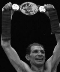 Bernard Razzano boxer
