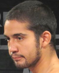 Isaias Martin Cardona Gonzales boxer