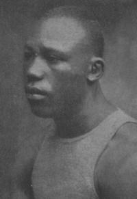 Eddie Palmer boxer