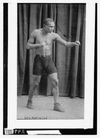 George Robinson boxer