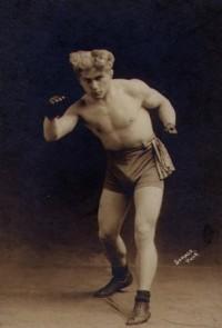 Eddie Wimler boxer