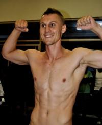 Ryno Liebenberg boxer