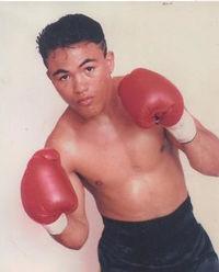 Pedro Sanchez boxer