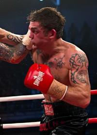 Jason LeHoullier boxer