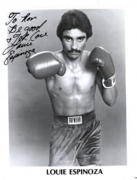 Louie Espinoza boxer