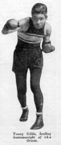 Herman (Young) Gildo boxer