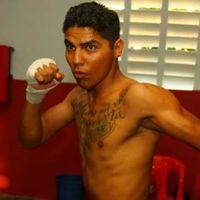Eduardo Torres boxer
