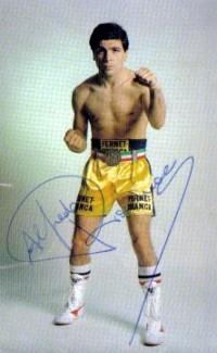 Alfredo Raininger boxer