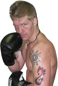 David Markert boxer