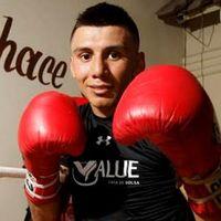 Francisco Rodriguez Jr boxer