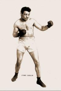 Jimmy Hanlon boxer