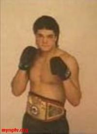 Tony Menefee boxer