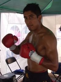 Jonathan Tavira boxer