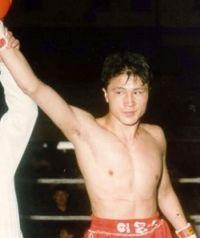 Eun Shik Lee boxer