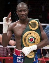 Cassius Baloyi boxer