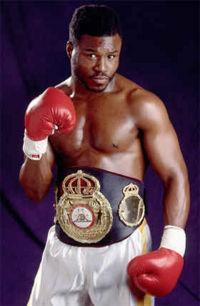 Meldrick Taylor boxer