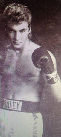 Scott Daley boxer